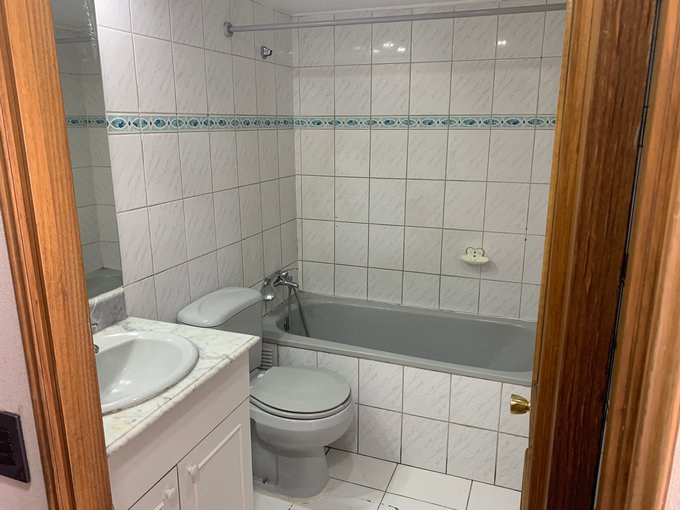 Baño Dormitorio in suite