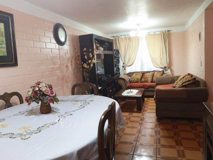 Venta Usada Casa Quilicura Tucuman 0511 Villa Los Jardines De